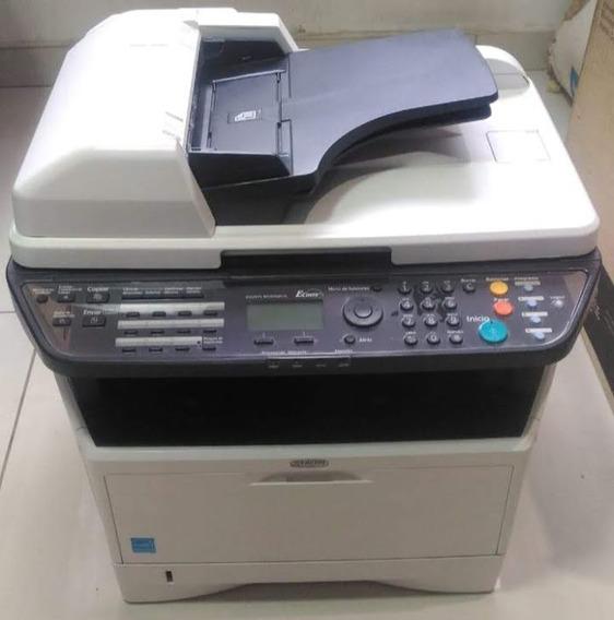 Multifuncional Laser Kyocera M2535 Grátis 8 Toners Garantia