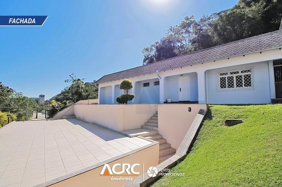 Acrc Imóveis - Casa Para Locação No Centro De Blumenau - Ca01108 - 34310121