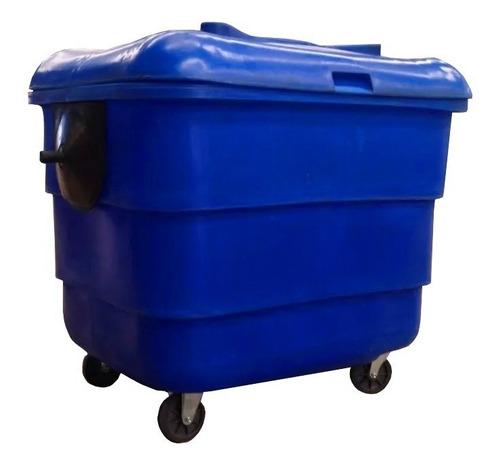 Container Lixeira 1000 Litros Coleta Lixo