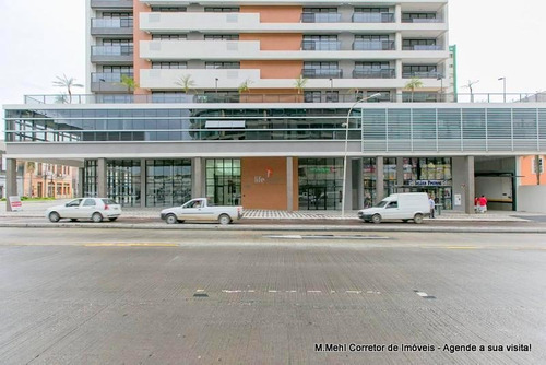 Sala Comercial À Venda Com 123.7m² Por R$ 532.000,00 No Bairro Centro - Curitiba / Pr - M2ip-lscc5g