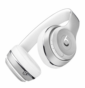 Fone Beats Solo3 Wireless - Special Edition Silver