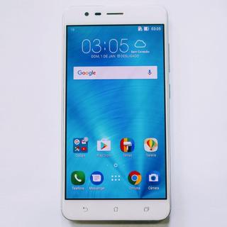 Celular Zenfone 3 Zoom (ze553kl) 32gb 3gb Ram + Nfe