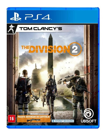 Game Ps4 Tom Clancy