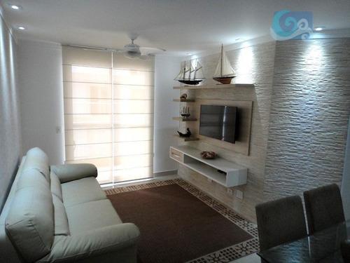 Imagem 1 de 27 de Apartamento À Venda - Praia Das Astúrias - Guarujá - Ap4229