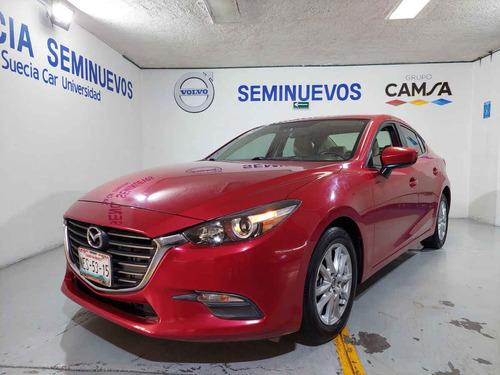 Imagen 1 de 15 de Mazda Mazda 3 2017 4p Sedán I Touring L4/2.0 Aut