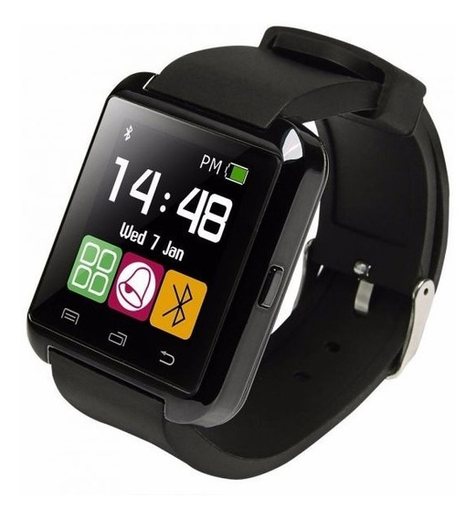 Relógio Bluetooth Smart Watch Smartphone 007