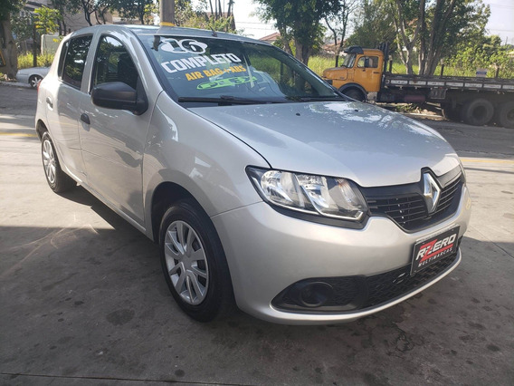 Renault Sandero 2016 Authentique Completo 1.0 Flex 48.000 Km