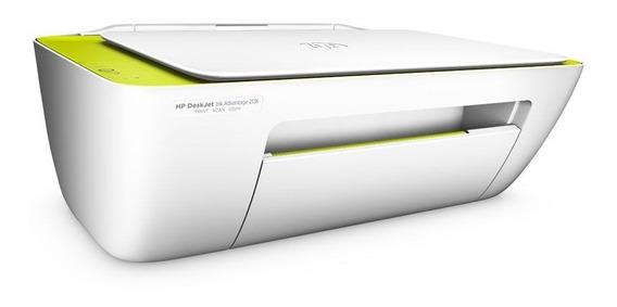 Multifuncional Jato De Tinta Color Hp Deskjet Ink Adv 2136