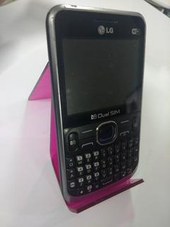 LG *c397*-*seminovo Dual Chip Wifi*