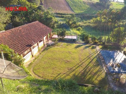 Imagem 1 de 30 de Chácara Com 3 Dormitórios À Venda, 3410 M² Por R$ 1.200.000,00 - Morro Grande - Caieiras/sp - Ch0047