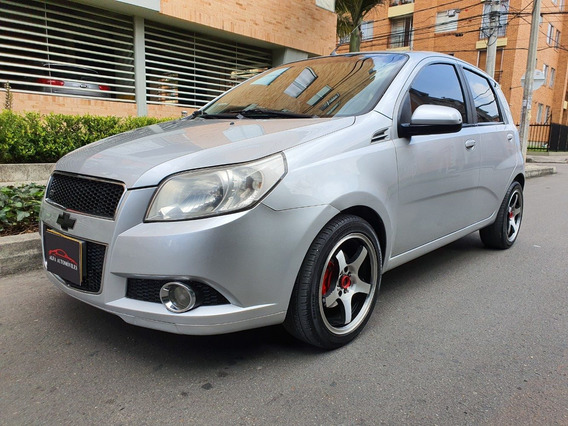 Chevrolet Aveo Emotion Gt 1.600cc M/t C/a 2011