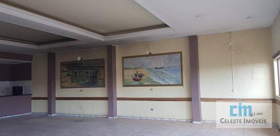Salão Para Alugar, 230 M² Por R$ 3.500/mês - Jardim Oreana - Boituva/sp - Sl0010
