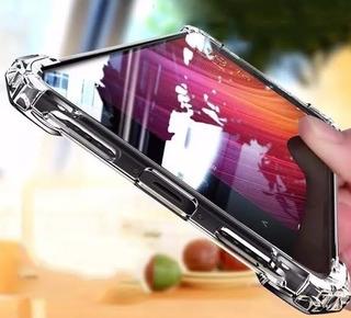 Capa Case Anti Impacto Xiaomi Note 6 Pro + Pelicula Vidro