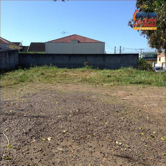 Terreno Para Alugar, 567 M² Por R$ 3.000,00/mês - Tarumã - Curitiba/pr - Te0205