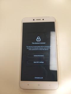 Celular Xiaomi 32 Gb Con Bloqueo Id