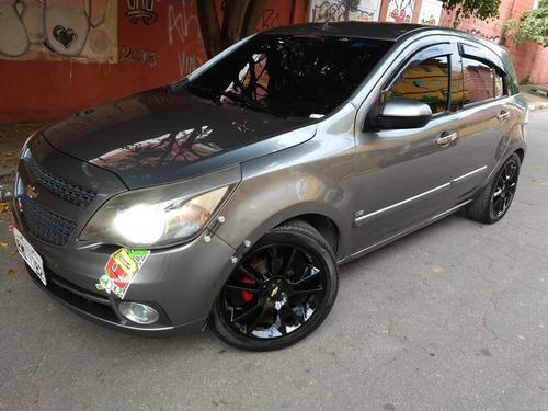 Imagem 1 de 10 de Chevrolet Agile 2011 1.4 Ltz 5p