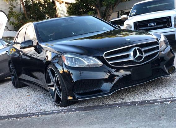 Mercedes-benz Clase E E350 2015 4matic