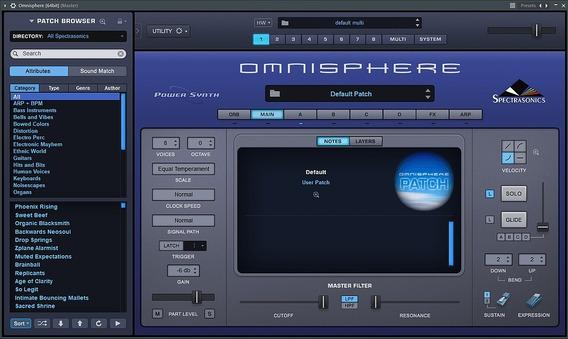 Spectrasonics Omnisphere 2 + Tutorial