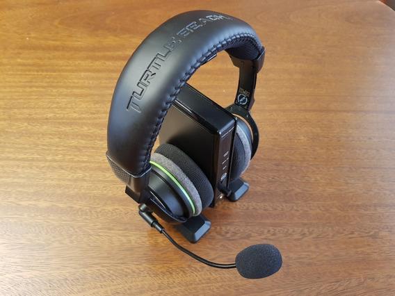 Fone Headset Turtle Beach Xp500 Wireless 7.1