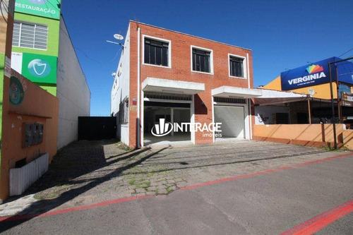 Imagem 1 de 30 de Prédio À Venda, 480 M² Por R$ 1.650.000,00 - Santa Felicidade - Curitiba/pr - Pr0007