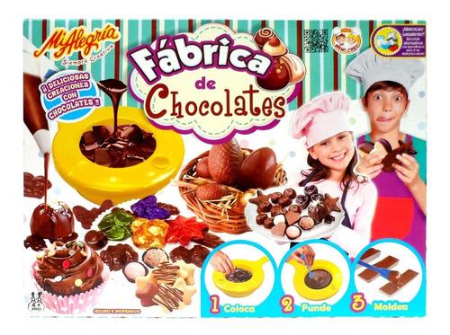 Imagen 1 de 4 de Fábrica De Chocolates Mi Alegría
