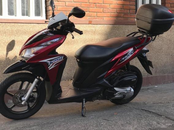 Honda Clik 125cc Automatica - Unico Dueño