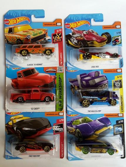 Carritos Hotwheels Originales De Mattel Precio X 2 Carros