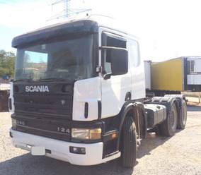 Scania P 124 6x4 360