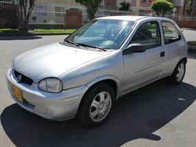 Chevrolet Corsa @ctive Mt1400cc Plata Escuna Sa