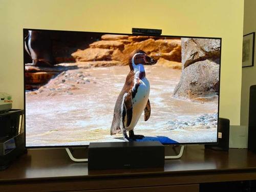 Tv Philips Ambilight 55 Oled 873/77 4k