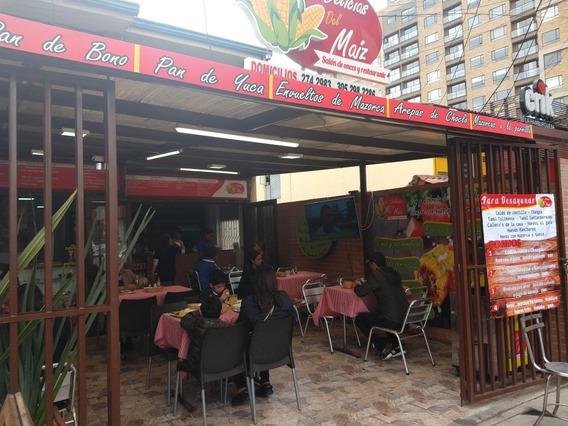 Arriendo Restaurante En Cedritos Acreditado.