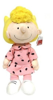 Peanuts Camp Snoopy Sally 12 Plush Doll