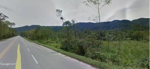 Área À Venda, 412500 M² Por R$ 8.250.000,00 - Praia De Camburí - São Sebastião/sp - Ar0350
