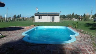 Casa Con Pileta En Venta En Chacras De San Vicente