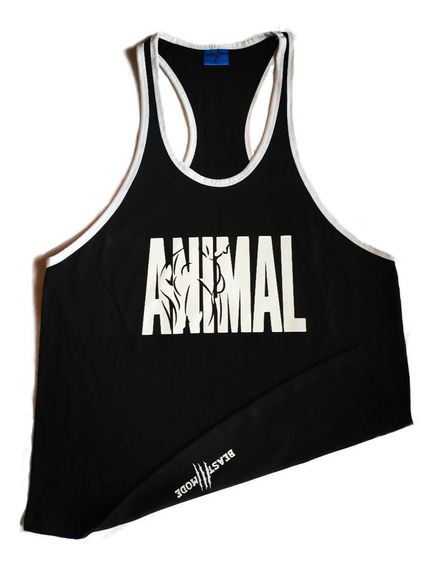 Musculosa Olimpica Animal Gym Gimnasio Crossfit