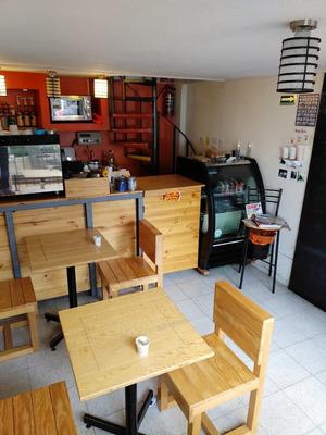 Barra De Café, En Operación, Oficinas Y Escuelas Cerca.