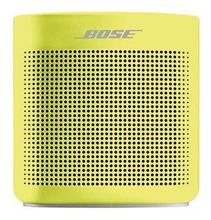 Bocina Bose SoundLink Color II portátil inalámbrico Yellow citron