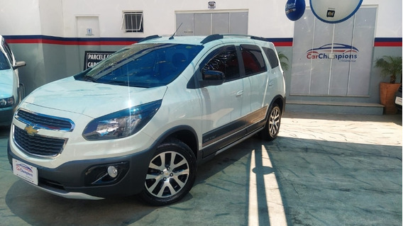 Chevrolet Spin Active Automatica 1.8 Completo 4p