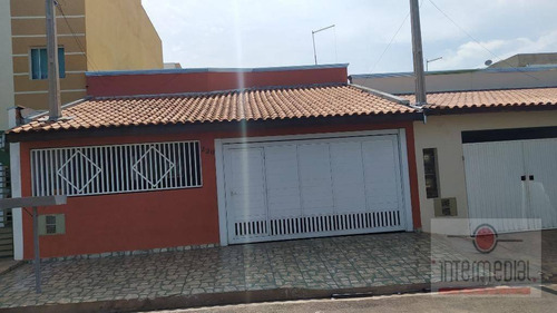 Casa Com 3 Dormitórios À Venda, 130 M² Por R$ 250.000 - Residencial Água Branca - Boituva/sp - Ca2214