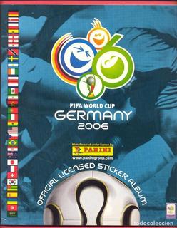 Laminas Alemania 2006