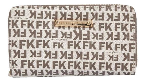 Carteira Fellipe Krein Monograma Original