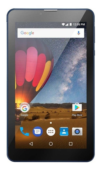 Tablet Multilaser M7 3g Plus 1gb 8gb Tela 7 Azul Nb270