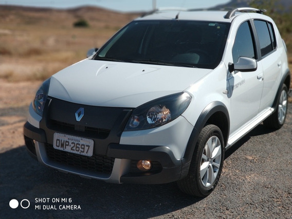Renault Sandero Stepway 1.6 Hi-power 5p 2014