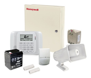Kit De Alarma Honeywell Vista48eco