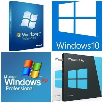 Kit 16 Dvds Para Formatação De Pc E Not, Windows 7,8.1,10,xp,corel Draw
