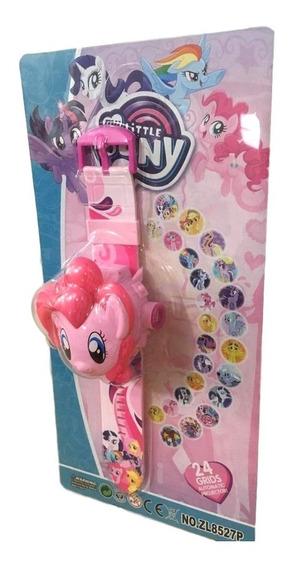 Relógio Digital My Little Pony Projetor De Imagen 24 Imagem