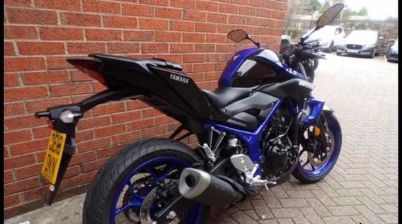 Nuevo Modelo Yamaha Mt 03 2019 En Venta