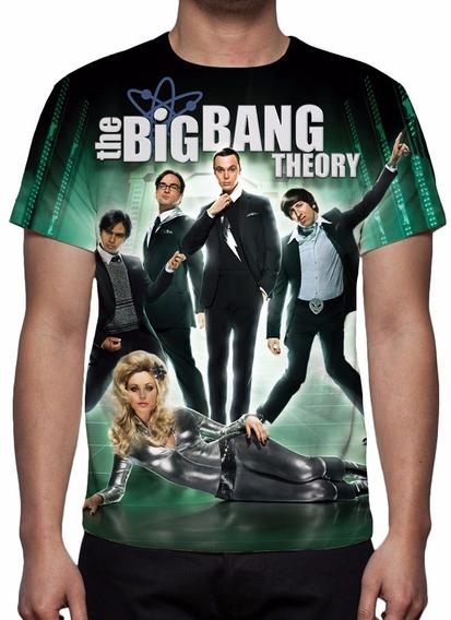 Camisa, Camiseta The Big Bang Theory 02