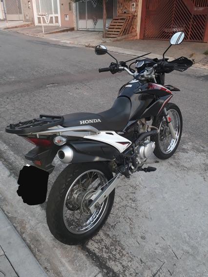 Honda Bross Nxr Esd 150cc