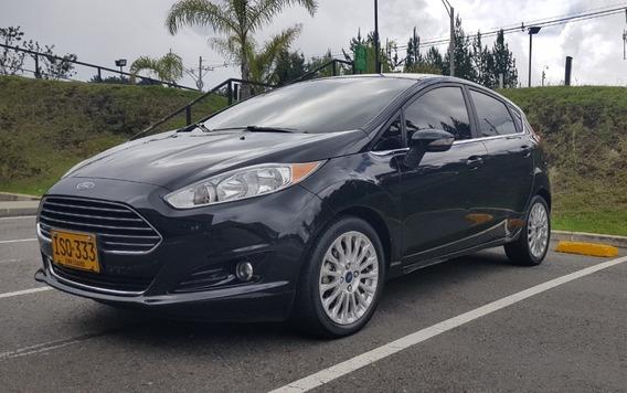 Ford Fiesta Titanium Hatchback Full Equipo
